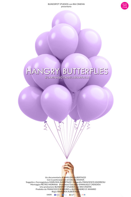 """""""Hungry Butterflies"""" di Maruska Albertazzi"""